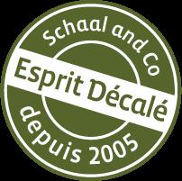Schaal & Co, pâtisserie à l'esprit décalé depuis 2005 !
