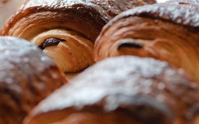 Petits pains au chocolat artisanaux