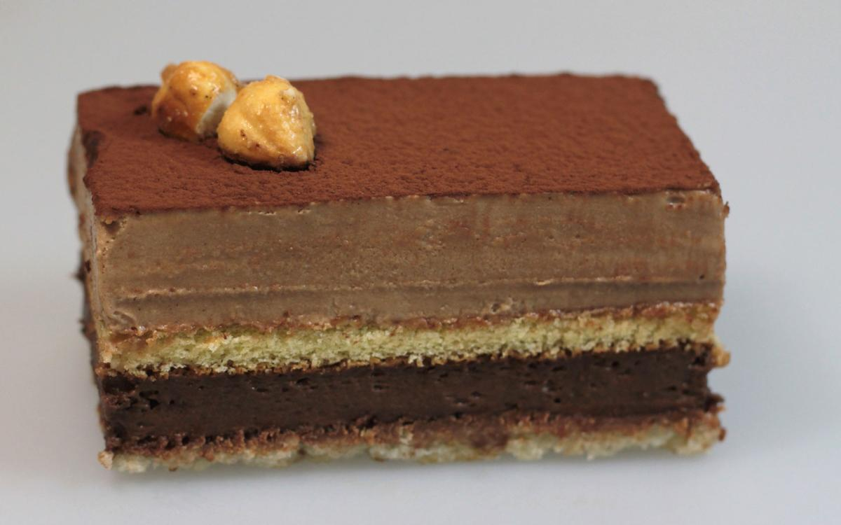 Gianduja portion individuelle